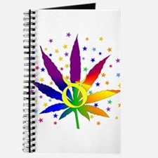 Rainbow Marijuana Taurus Journal