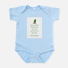 IRISH PROVERB Infant Bodysuit