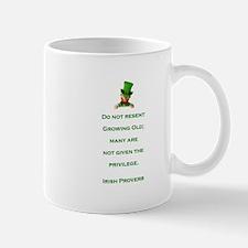 IRISH PROVERB Mug