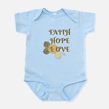 Faith Hope Love Body Suit