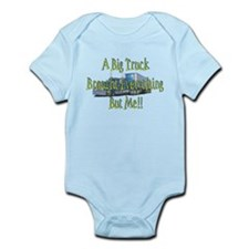 A Big Truck Brought Everythin Infant Bodysuit