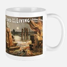 LAND OF THE LIVING coffee cup