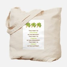 THE FIRST Tote Bag