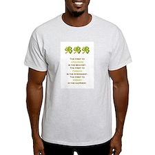 THE FIRST T-Shirt