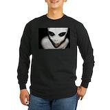 Alien Long Sleeve T-shirts (Dark)