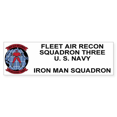 Naval Air Squadron VQ3 <BR>Bumper Sticker