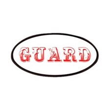 Guard-Max red 400 Patch