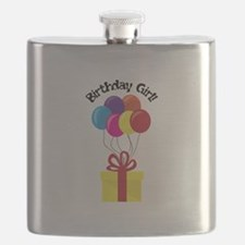 Birthday Girl! Flask