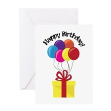 Happy Birthday! Greeting Cards