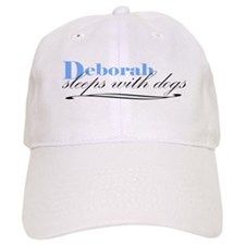 Deborah Sleeps With Dogs Baseball Cap