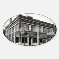 Detroit circa 1912. Dime Savings Bank, Woo Decal