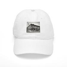 Detroit circa 1912. Dime Savings Bank, Woodwar Baseball Cap