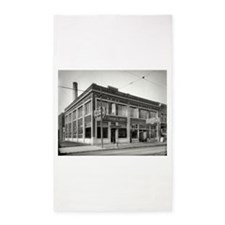 Detroit circa 1912. Dime Savings Bank, Wo Area Rug