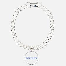 Indians-Max blue 400 Bracelet