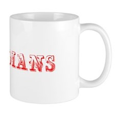 Indians-Max red 400 Mugs