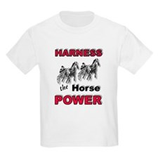 """Harness Racing"" Kids T-Shirt"