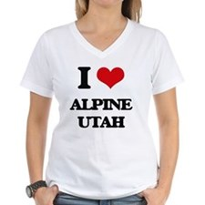 I love Alpine Utah T-Shirt