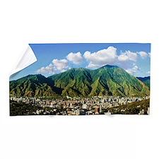 National Park of El Avila, Caracas Beach Towel