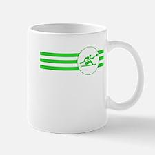 Crew Stripes (Green) Mugs