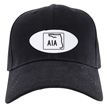 Route A1A, Florida Black Cap