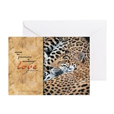 Unconditional Love Jaguar Cards (Pk of 10)