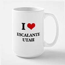 I love Escalante Utah Mugs