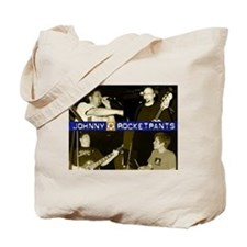 Johnny RocketPants Tote Bag