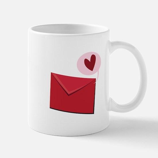 Love Letter Mugs