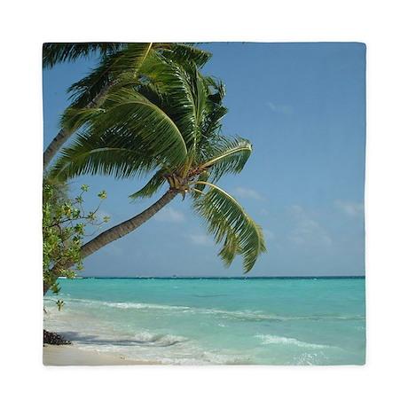 Beach 2015 0301 Queen Duvet By Listing Store 112632970