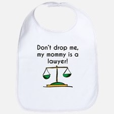 My Mommy Is A Lawyer Bib