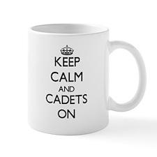 Keep Calm and Cadets ON Mugs