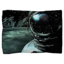 Cosmonaut Outlook Pillow Sham