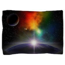 Deep Space Fantasy Pillow Sham