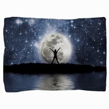 Between Heaven And Earth Pillow Sham
