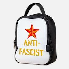 Anti-Fascist Neoprene Lunch Bag