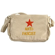 Anti-Fascist Messenger Bag