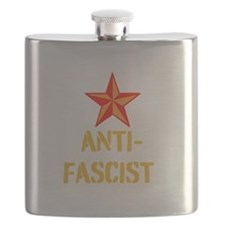 Anti-Fascist Flask