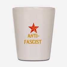Anti-Fascist Shot Glass