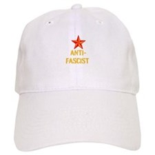 Anti-Fascist Baseball Cap