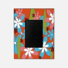 Hippie Flower Power Picture Frame
