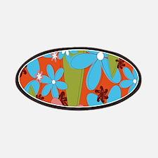 Hippie Flower Power Patch