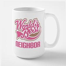 neighbor Large Mug