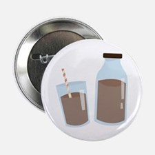 "Chocolate Milk 2.25"" Button (10 pack)"