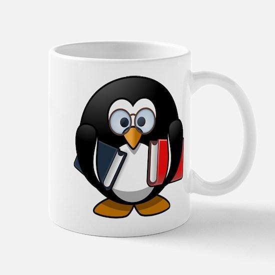 Smart Penguin Mugs