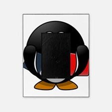 Smart Penguin Picture Frame