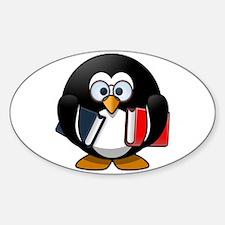Smart Penguin Decal