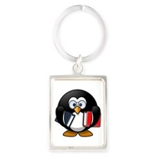 Smart Penguin Keychains