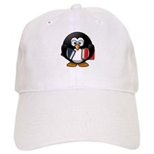 Smart Penguin Baseball Cap