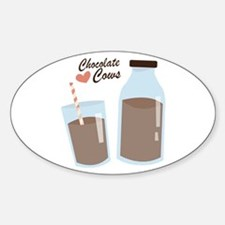 Chocolate Cows Decal