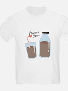 Chocolate Cows T-Shirt